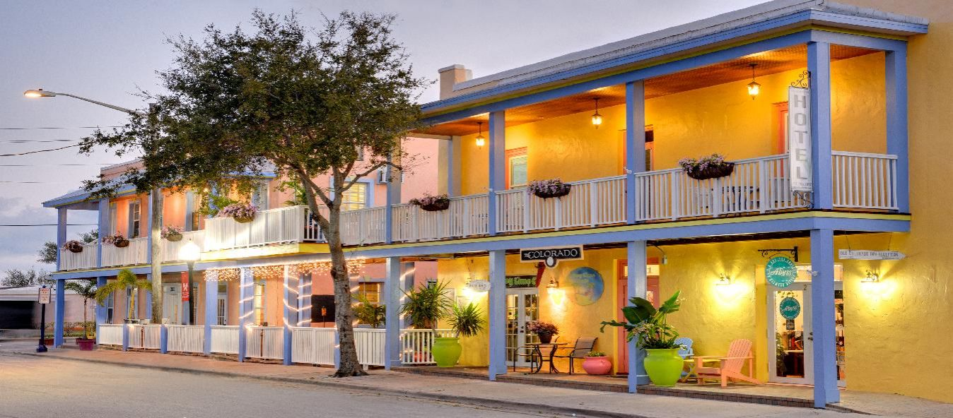 Located on Colorado Avenue in the heart of Historic Downtown Stuart,FL...